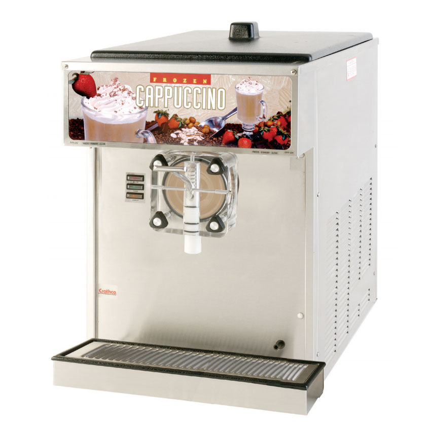 Crathco 5711 1.5-gal Single Flavor Frozen Drink Machine, 208v