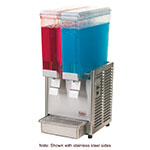 "Crathco E29-4 11.25"" Premix Cold Beverage Dispenser w/ (2) 2.4-gal Bowls, 120v"