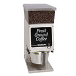 Grindmaster 190SS Coffee Grinder w/ (1) 6-lb Hopper & Adjustable Grind Settings, 120v