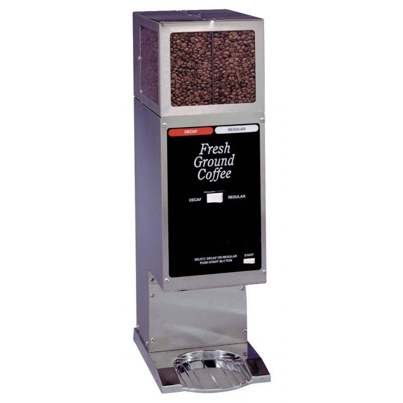 Grindmaster 250 Coffee Grinder w/ (2) 5.5-lb Hoppers & Adjustable Grind Settings, 120v