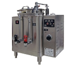 Grindmaster 7413E Single Coffee Urn w/ 3-gal/Liner Capacity, Fresh Water Heat Exchange, 120-208v/1ph