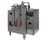 Grindmaster 7416E Single Coffee Urn w/ 6-gal/Liner Capacity, Automatic, Fresh Water Heat Exchange, 120-208v/1ph