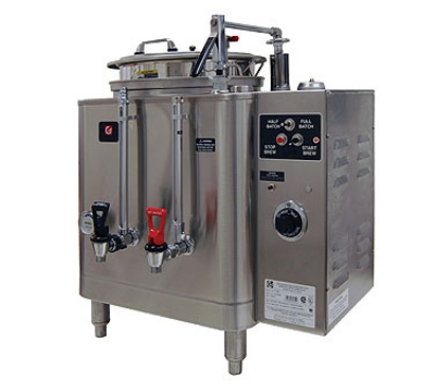 Grindmaster 7716E Single Coffee Urn w/ 6-gal/Liner Capacity, Automatic, Pump Style, 120-208v/1ph