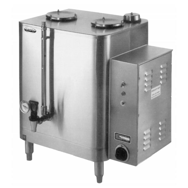 Grindmaster 815(E) 15-gal Water Boiler w/ Dial Thermomete...