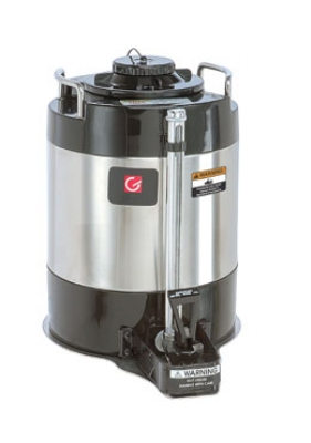 Grindmaster AVS-1.0A Insulated Vacuum Shuttle, 1 gal Capacity, for VS Brewers