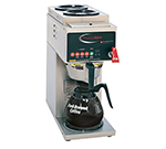 Grindmaster B-3 Single Coffee Brewer w/ (1)Lower & (2) Upper Warmers, Pour Over, 208v/1ph