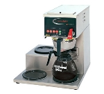 Grindmaster B-3WL Single Coffee Brewer w/ (3) Lower Warmers, Pour Over, 208v/1ph