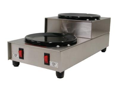 Grindmaster BW-2SU Dual Coffee Warmer - Manual Control, 120v