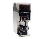 Grindmaster GNB-11H Single Coffee Brewer for Decanter w/ Grinder, 5.5-lb Hopper, Fresh Brew, 120v