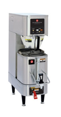 Grindmaster P300E Single Coffee Brewer for 1.5-gal Shuttle - Automatic, Fresh Brew, 120/208v/1ph