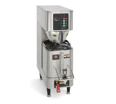Grindmaster PB-330 Single Coffee Brewer w/ 1.5-gal Shuttle, Digital Control, 120/208v/1ph