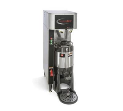 Grindmaster PBIC-330 Single Coffee Brewer w/ (1) 1.5-gal Shuttle, Digital Control, 120/240v/1ph