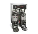 Grindmaster PBIC-430 208 Dual Coffee Brewer w/ (2) 1.5-gal Shuttle, Digital Control, 208v/1ph