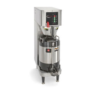 Grindmaster PBVSA-330 Single Coffee Brewer w/ (1) 1.5-gal Shuttle, Digital Control, 208v/1ph