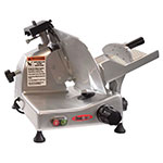 "Centaur 209-1 Manual Food Slicer w/ 9"" Knife & Top Mount Sharpener, 115v"