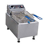 Centaur ABF10 Countertop Electric Fryer - (1) 10-lb Vat, 120v