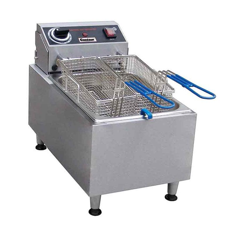 Centaur ABF10 Countertop Electric Fryer - (1) 10-lb Vat, 120v