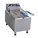 Centaur ABF16 Countertop Electric Fryer - (1) 16-lb Vat, 208-240v/1ph