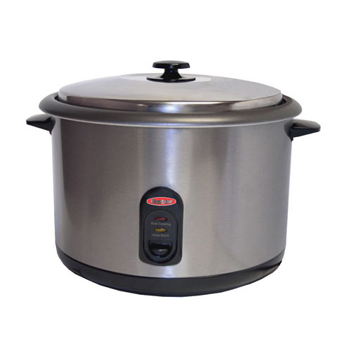 Centaur ABRC25 25-Cup Rice Cooker - Auto Cook & Hold, 120v