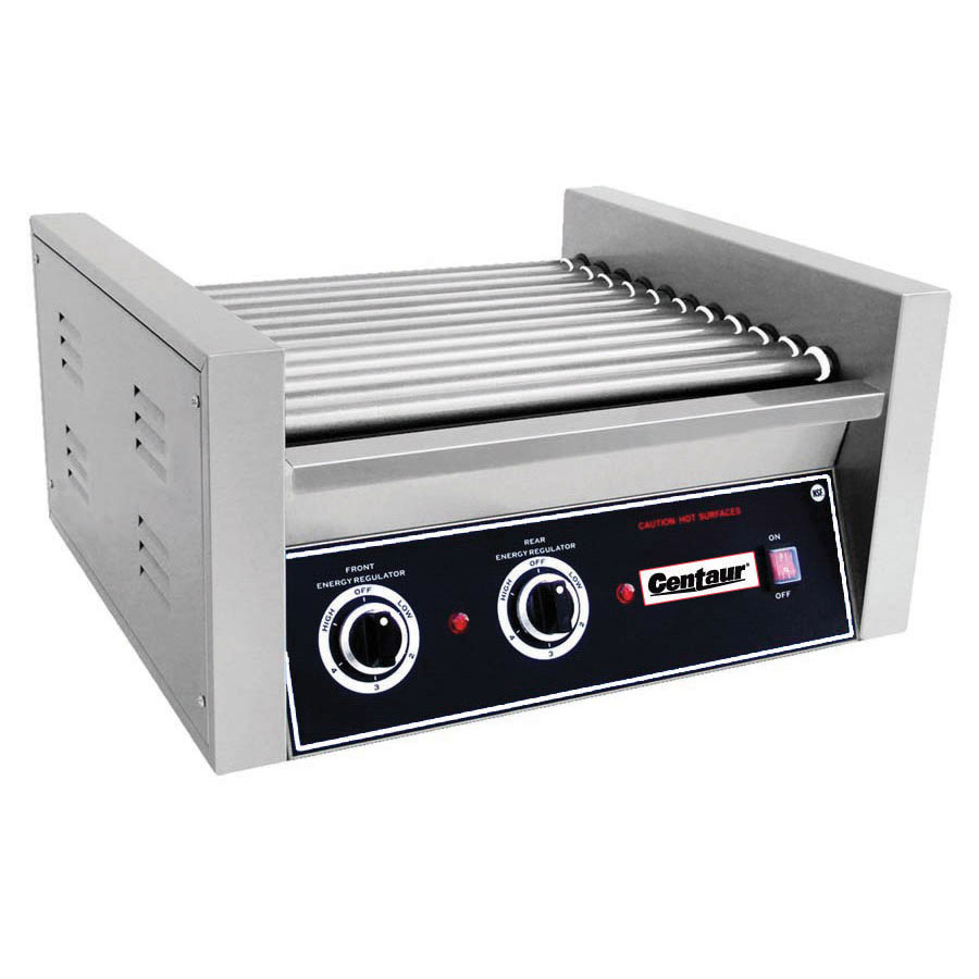 Centaur ABRG30 30 Hot Dog Roller Grill - Flat Top, 120v