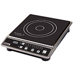 Centaur AIN1800E Countertop Commercial Induction Cooktop w/ (1) Burner, 120v