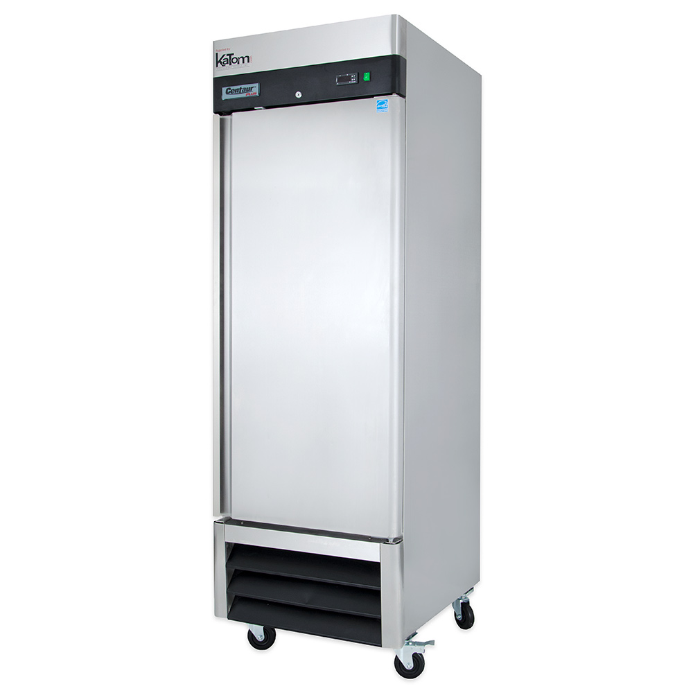 "Centaur CSD-1DR-BAL 27"" Single Section Reach-In Refrigerator, (1) Solid Door, 115v"