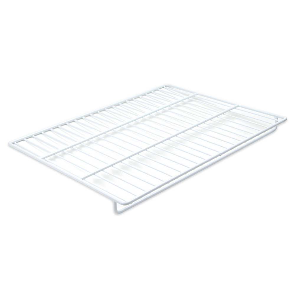 """Centaur H01309 Replacement Wire Shelf for CST-48 Prep Table - 21"""" x 17"""", White"""
