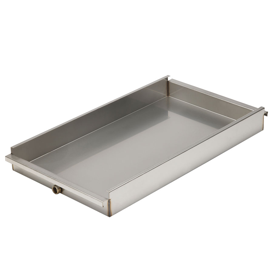 Crown Verity 3025 Grease/Water Tray for MCB-36 Grill