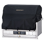 Crown Verity BC-30-BI Grill Cover for BI-30 w/ Roll Dome - Vinyl
