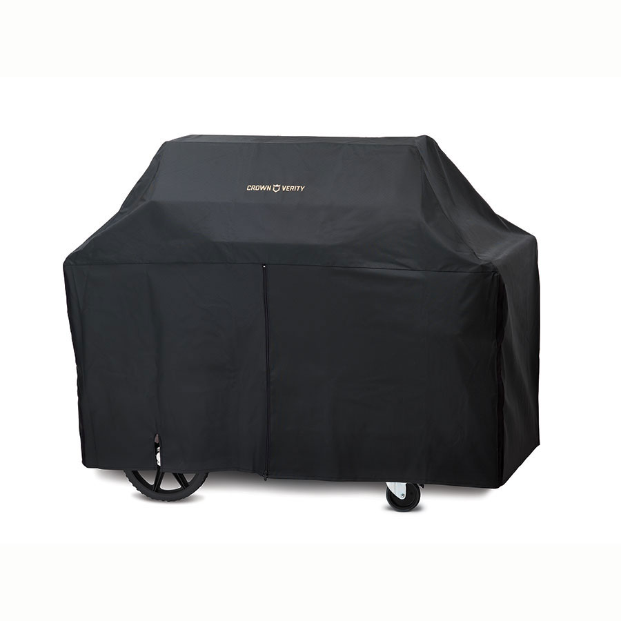 Crown Verity BC-60-V Grill Cover for MCB-60 w/ Roll Dome - Vinyl