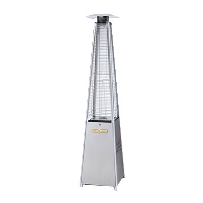 Crown Verity CV-2670-SS 89.5 Portable Patio Heater - 42,0...