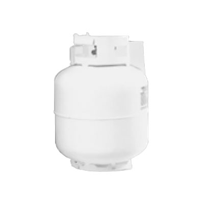 Crown Verity CYL-20 20-lb Propane Tank for Patio Heaters, Steamer/Griddles, TG-3, & MCB Grills
