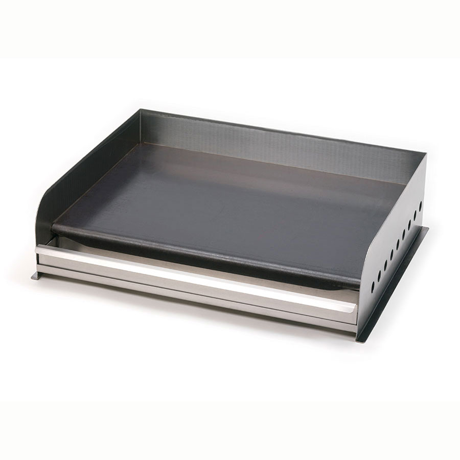 "Crown Verity PGRID-30 Removable Griddle w/ 5/16"" Steel Plate For 30"" Grills"