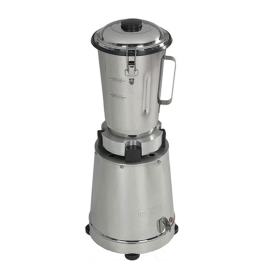 Smart Kitchen Solutions LE-5 Commercial Food Blender w/ 1.32-gal Capacity - Stainless, 120v