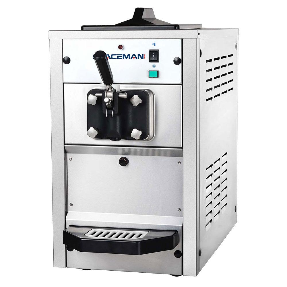 Spaceman 6210 Soft Serve Freezer w/ (1) 8.5-qt Hopper, Air Cooled, 115v