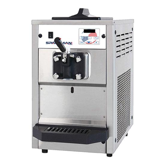 Spaceman 6220 Soft Serve Freezer w/ (1) 8.5-qt Hopper, Air Cooled, 110-115v