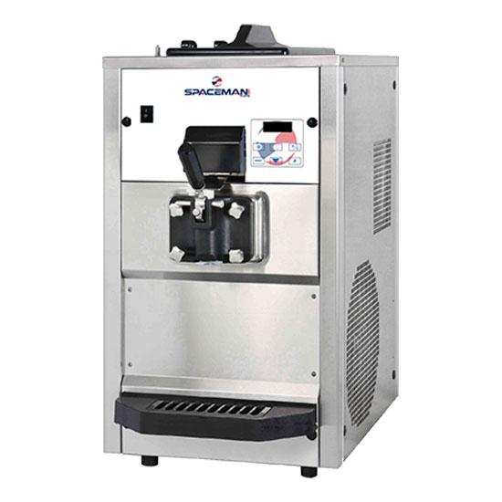 Spaceman 6228AH Soft Serve Freezer w/ (1) 12.7-qt Hopper, Air Cooled, 208-230v/1ph