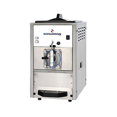 Spaceman 6450LB Frozen Beverage Machine w/ (1) 15.9-qt Hopper, Air Cooled, 110v