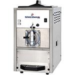 Spaceman 6490H Frozen Beverage Machine w/ (1) 26.4-qt Hopper, Air Cooled, 110v