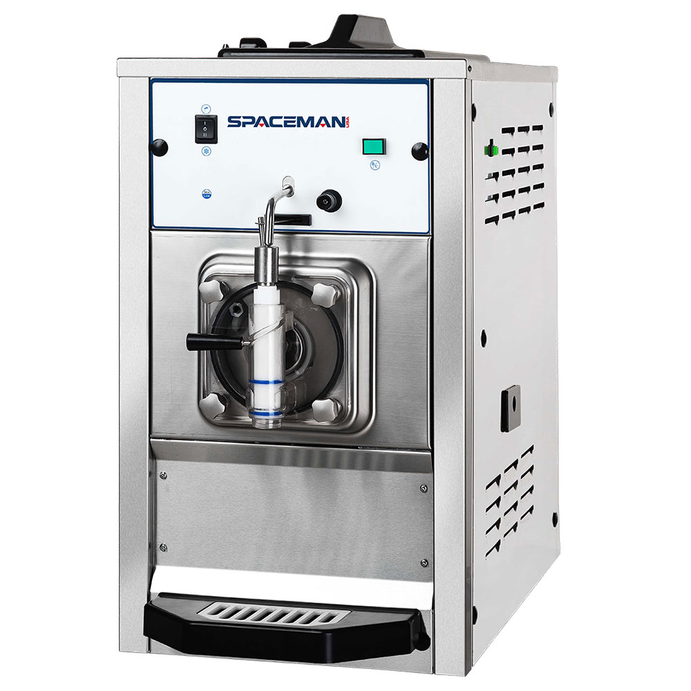 Spaceman 6650 Frozen Beverage Machine w/ (1) 15.9-qt Hopper, Air Cooled, 110v