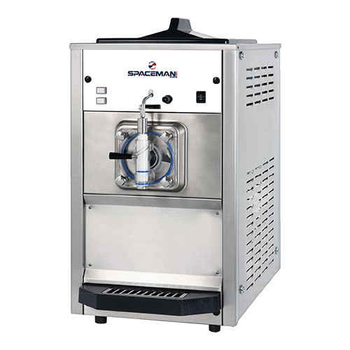 Spaceman 6690HLB Frozen Beverage Machine w/ (1) 26.4-qt Hopper, Air Cooled, 208-230v/1ph