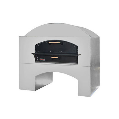 Marsal MB-60 Single Pizza Deck Oven, NG