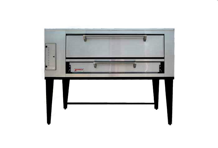 Marsal SD-1060 Single Pizza Deck Oven, LP