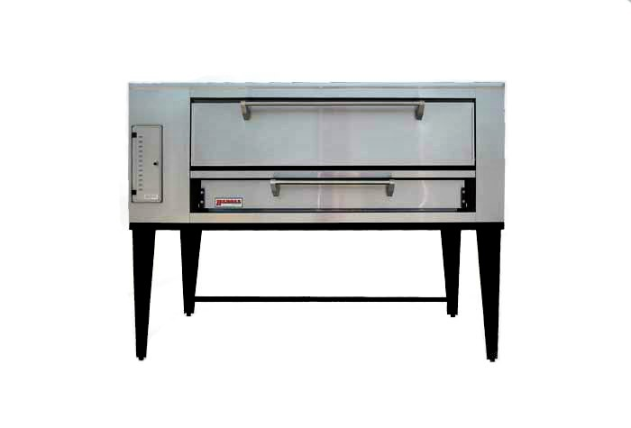 Marsal SD-1060 Single Pizza Deck Oven, NG