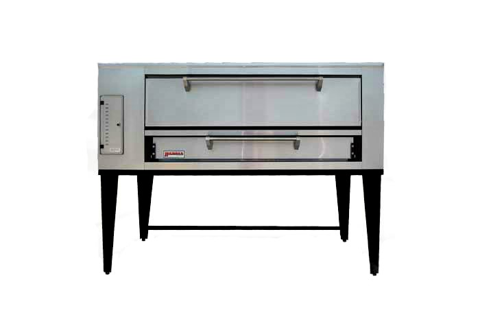 Marsal SD-448 Single Pizza Deck Oven, NG