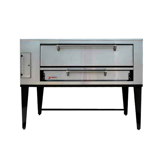 Marsal SD-660 Single Pizza Deck Oven, LP