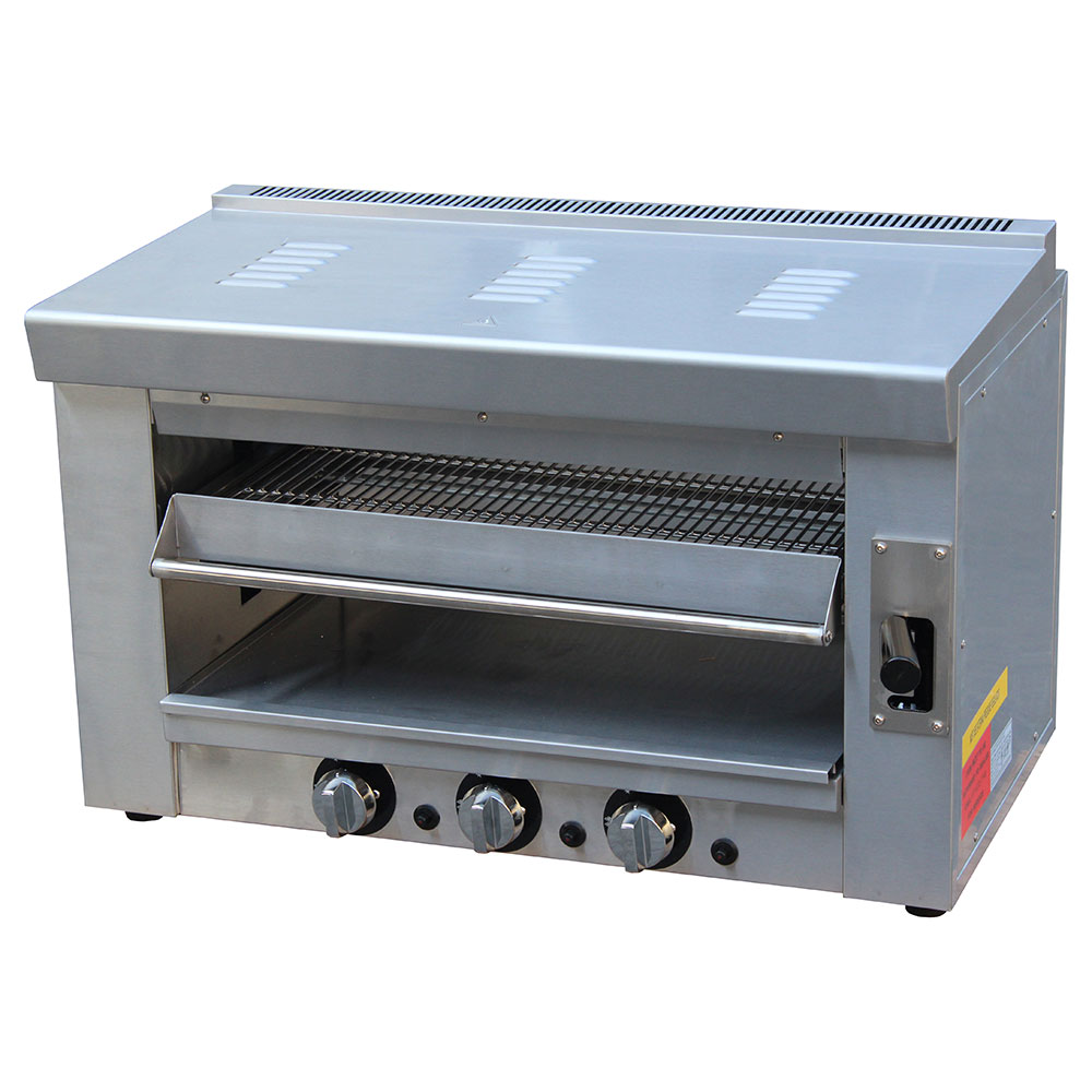 eQuipped CPG-SB-36 26.5 Gas Salamander Broiler, LP