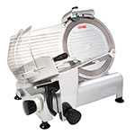 "Value Series SL512 Manual Meat Slicer w/ 12"" Blade - Aluminum, 110v"