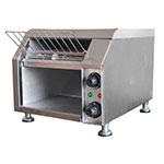 Value Series T140 Conveyor Toaster w/ 300-Slice/hr Capacity - Stainless, 120v