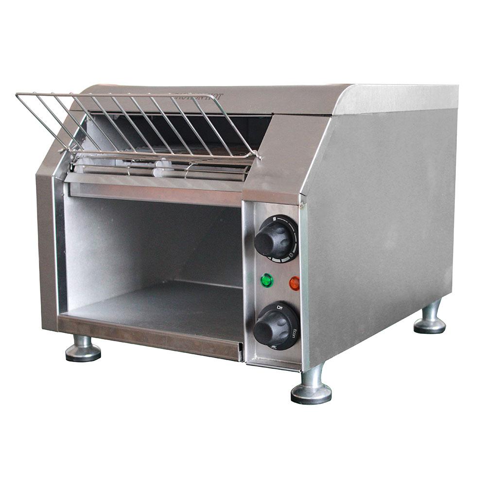 Value Series T140 Conveyor Toaster w/ 300-Slice/hr Capacity - Stainless, 120v
